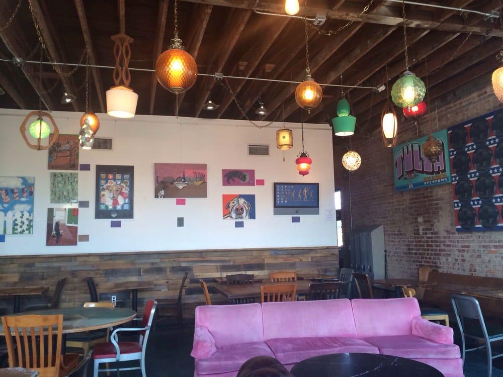 Breakfast Cafes In Tulsa Ok