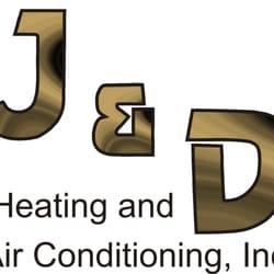 J & D Heating & Air Cond - Heating & Air Conditioning/HVAC