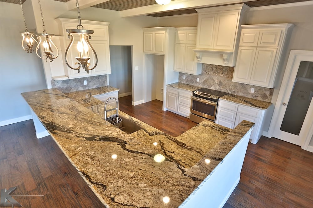 Iron Horse Granite & Cabinets: 1829 Industrial Blvd, Abilene, TX