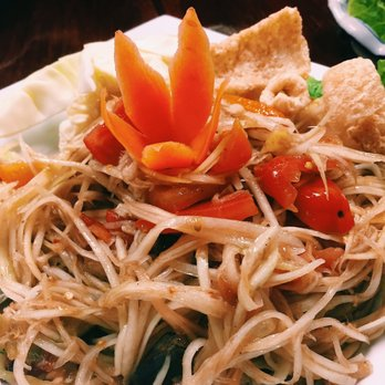 Teedee Thai Lao Restaurant Menu