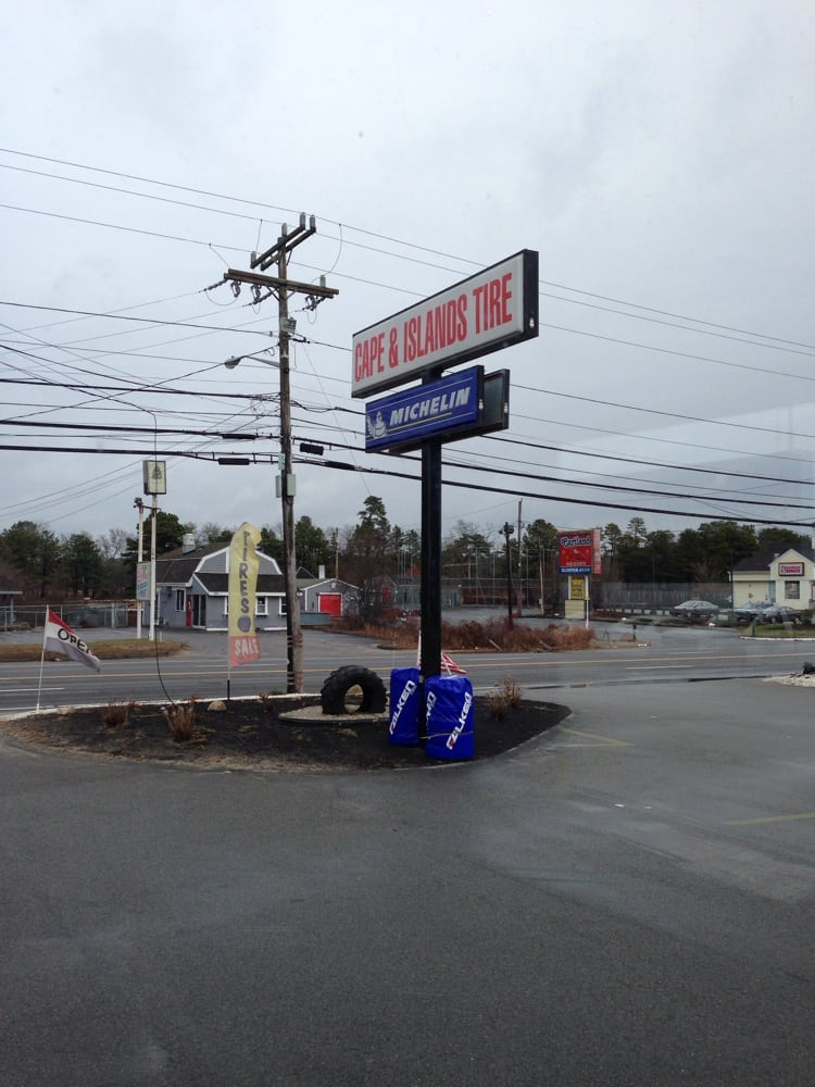 Cape & Islands Tire Co: 3057 Cranberry Hwy, East Wareham, MA