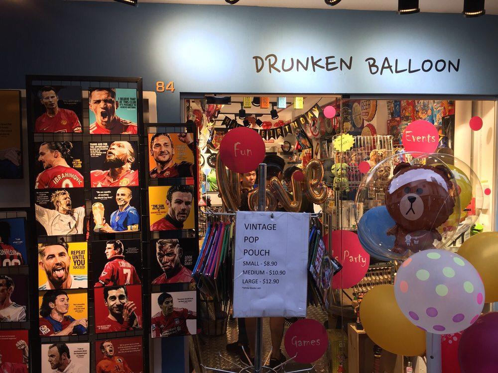 Drunken Balloon