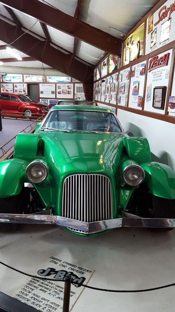 Darryl Starbird Car Museum: 55251 E Hway 85A, Afton, OK