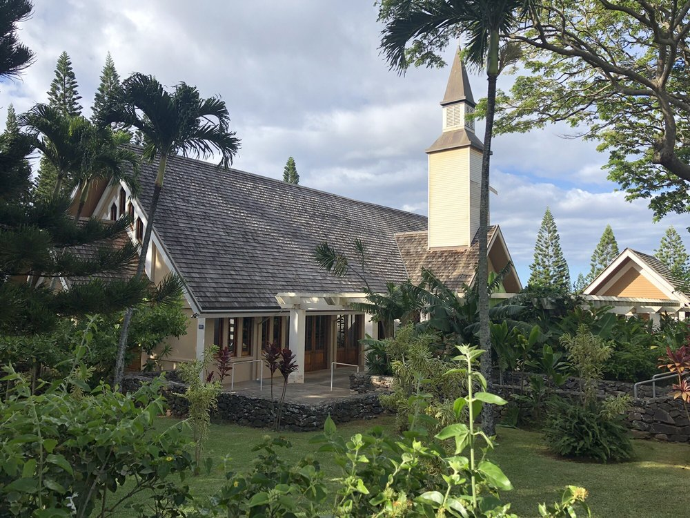 Sacred Hearts Mission Church: 500 Office Rd, Lahaina, HI