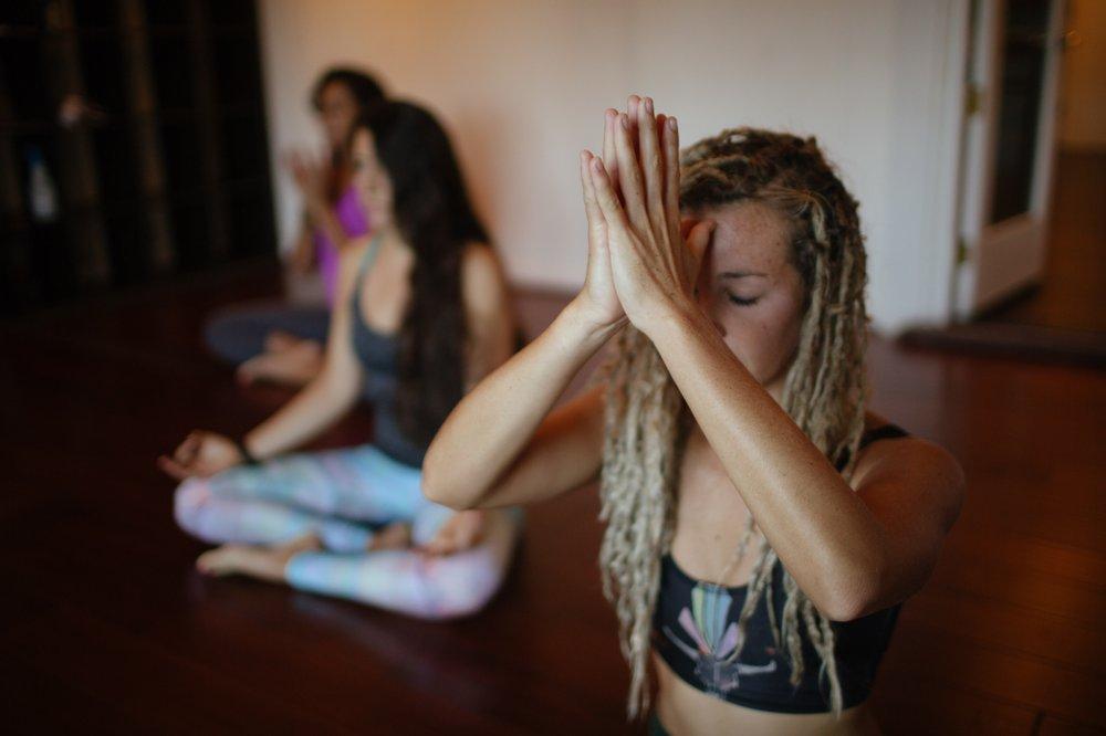 Mangala Yoga Studios: 1170 Makawao Ave, Makawao, HI