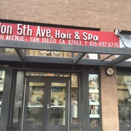Salon 5th avenue hair spa 126 foto e 156 recensioni for 5th street salon