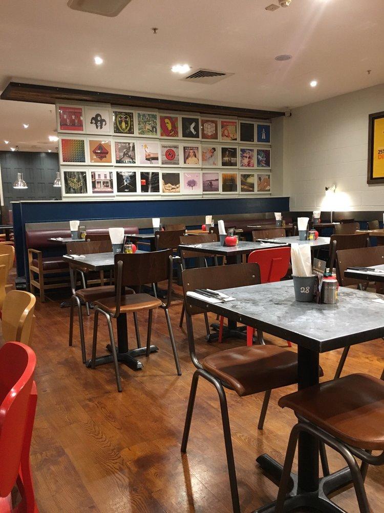 Gourmet Burger Kitchen 11 Photos Burgers Unit 22 The O2