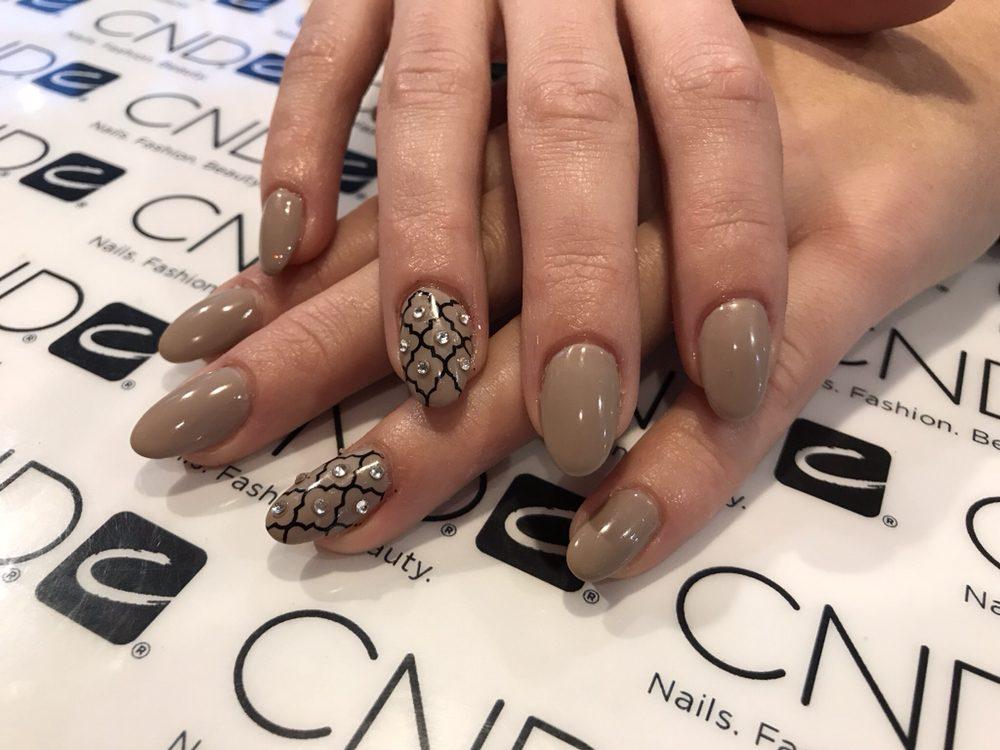 CND Brisa gel nails - Yelp