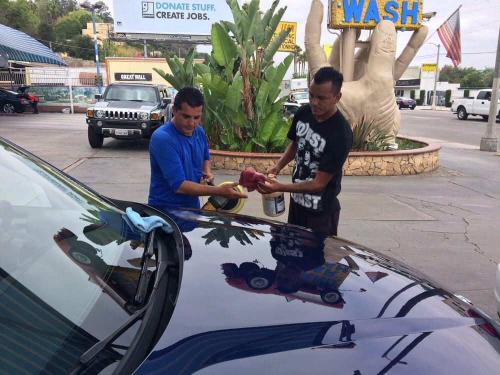 Studio City Hand Car Wash Yelp