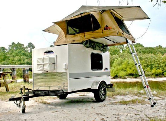 Happy Little Camper Rentals - RV Rental - 346 Gus Aldridge