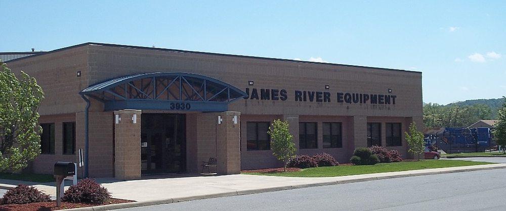 James River Equipment: 3902 W Main St, Salem, VA