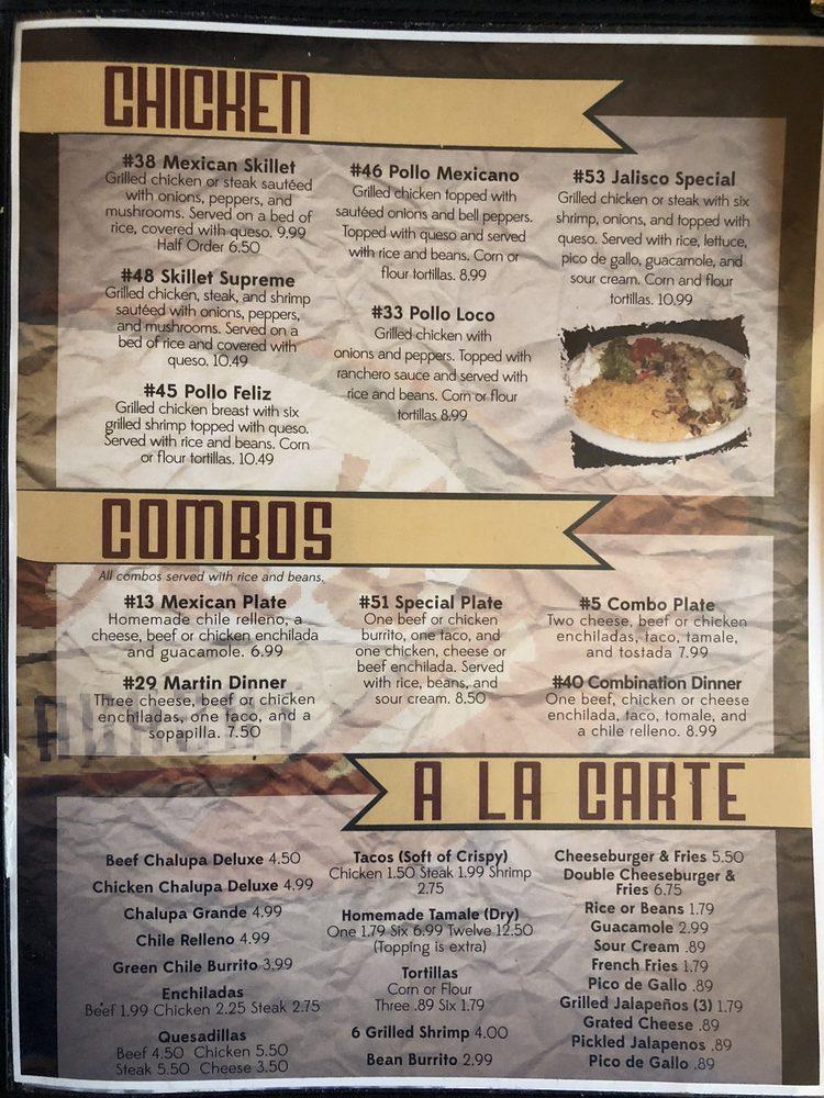 Chavas Mexican Restaurant: 301 N Main St, Yale, OK