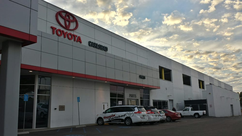Photo Of Toyota Carlsbad Parts Service Ca United States