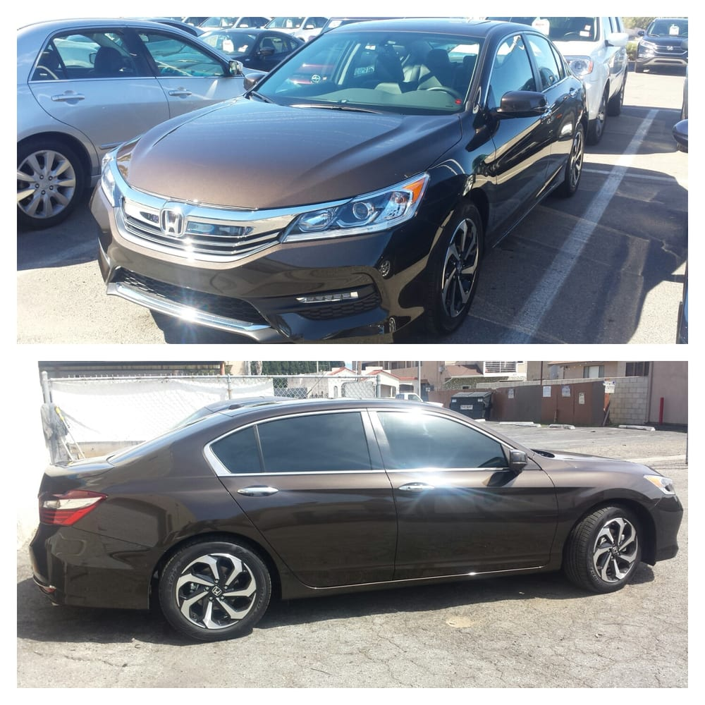 2016 honda accord top before bottom limo tint all for 2 5 window tint