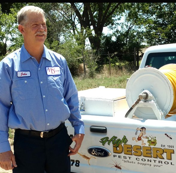 High Desert Pest Control: Artesia, NM