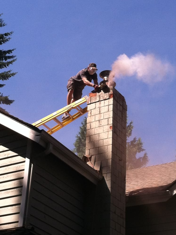 Seattle Chimney Tuckpoint Tuckpointing Repair Yelp
