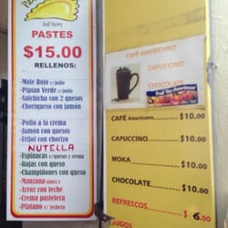 foto de pastes de pachuca guadalajara jalisco mxico