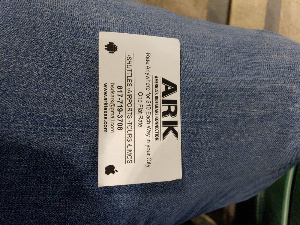 America's Rideshare Konnection: 1506 W Pioneer Pkwy, Arlington, TX