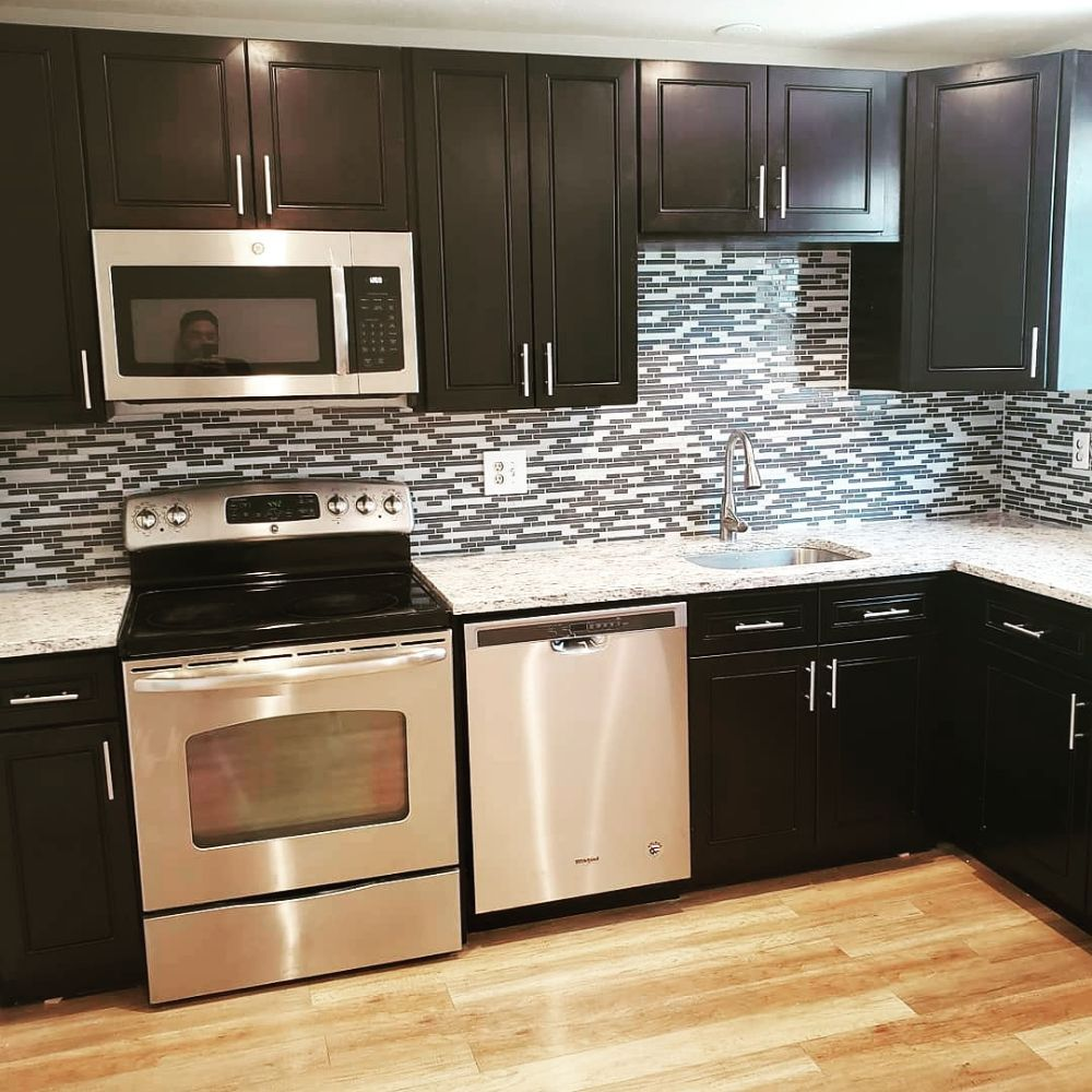 Simple kitchen remodel - Yelp