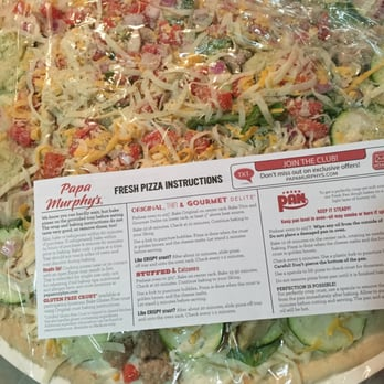 Papa Murphy's - Pizza - 8525 Golden Valley Road, Golden ...