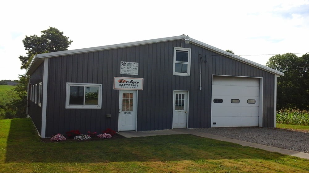 Martin's Starter Service: 27749 Oregon Corners Rd, Cambridge Springs, PA