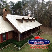Photo Of Watkins Construction Roofing Jackson Ms United States Standing Seam