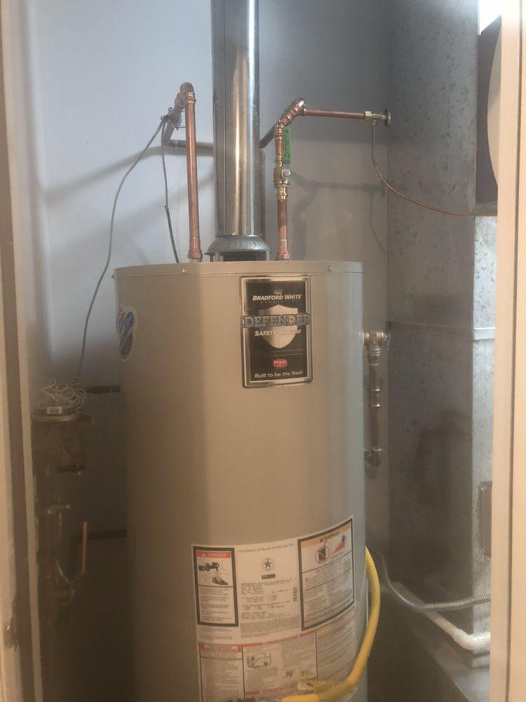 photo of proficient plumbing & heating - brick, nj, united states  bradford  white