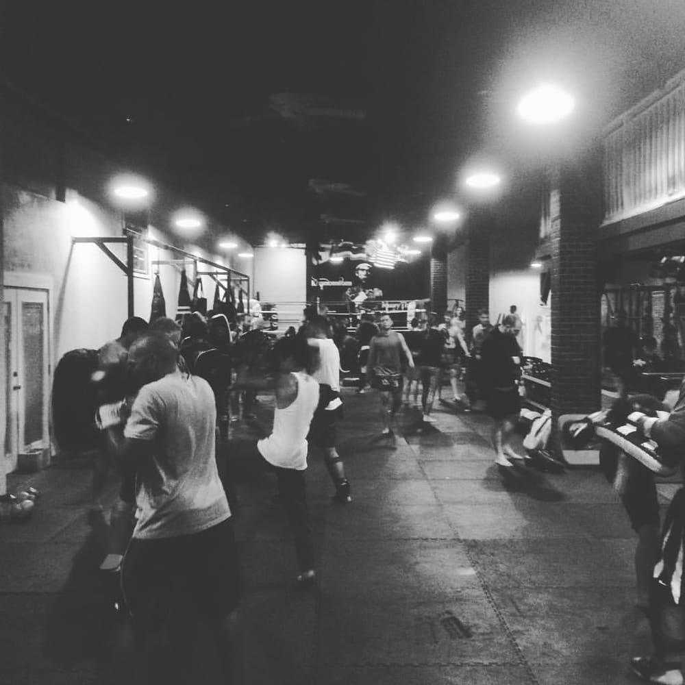 Tampa Muay Thai: 1622 N Franklin St, Tampa, FL