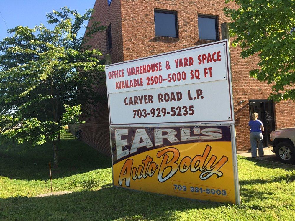 Earl's Auto Body