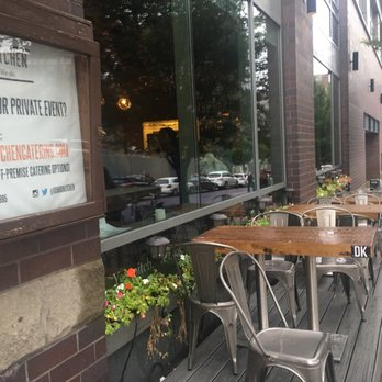 Photo Of Dumbo Kitchen   Brooklyn, NY, United States. Outdoor Seating
