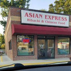 Photo Of Asian Express Burlington Nc United States