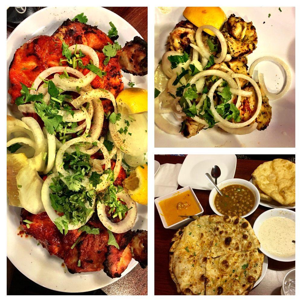 Tandoori Cafe Stevens Creek Menu