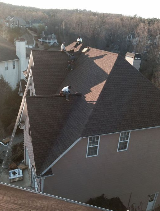 Top Notch Roofing Llc 10 Photos Roofing 5940 Hwy 92