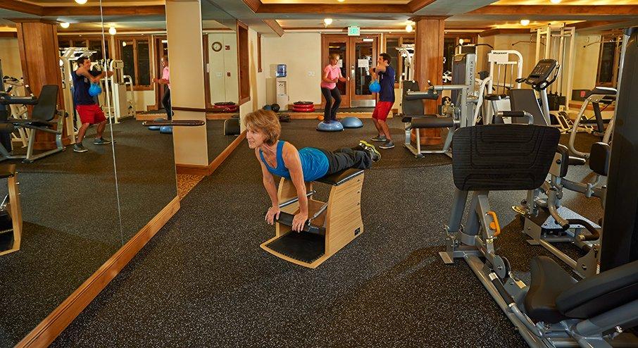 Aspen Alps Health Spa e centro fitness