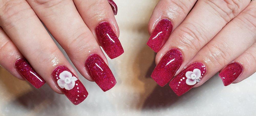 Shiny Nails: 6655 Edwardsville Crossing Dr, Edwardsville, IL