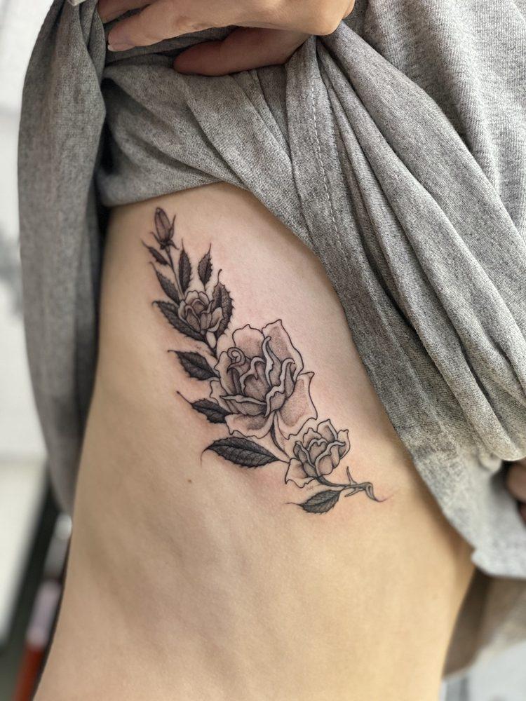 Living Arts Tattoo: 12 W Mechanic St, New Hope, PA