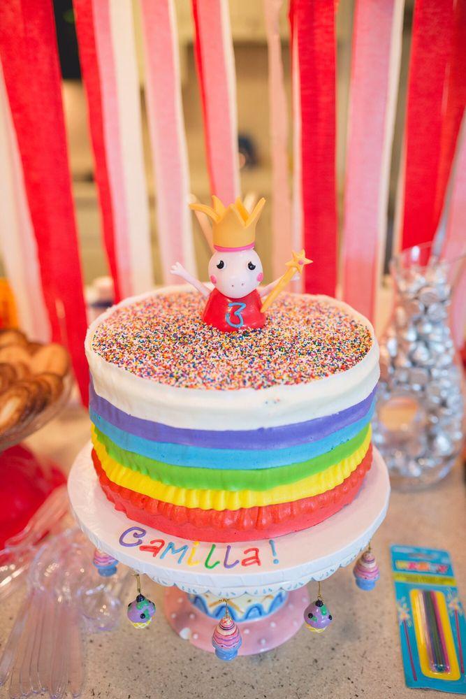 Peppa Pig Birthday Cake Yelp
