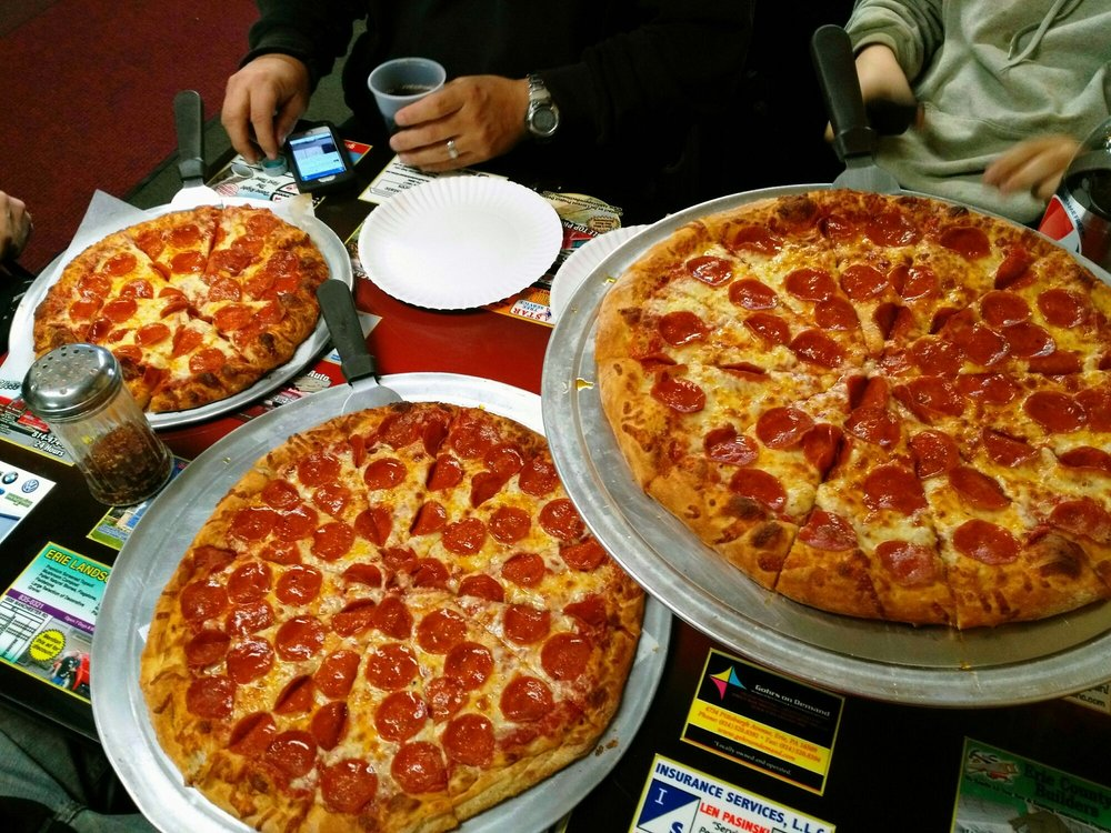 Sabo's Pizza: 7374 W Ridge Rd, Fairview, PA