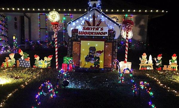 windcrest light up 8601 midcrown dr san antonio tx festival events mapquest - Windcrest Christmas Lights