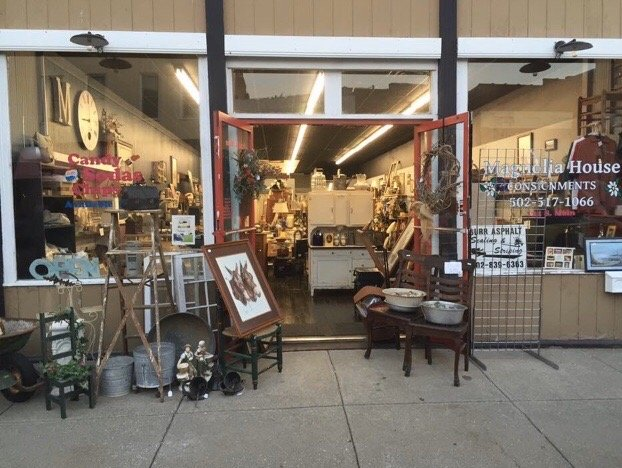 Magnolia House Consignments: 124 S Main St, Lawrenceburg, KY