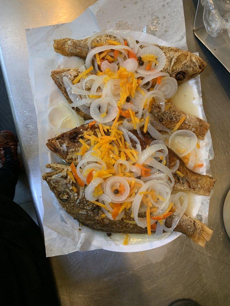 Mercy's Jamaican Kitchen: 5753 Milgen Rd, Columbus, GA
