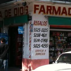Farmacia de Dios - Farmacia - Rio Ganges 51, Cuauhtémoc