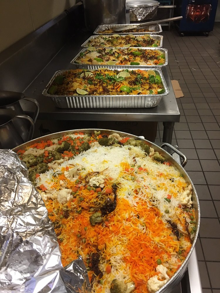 Biryani Bowl Indian Cuisine