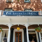 Top Shelf Photo Of The American Hotel Sag Harbor Ny United States