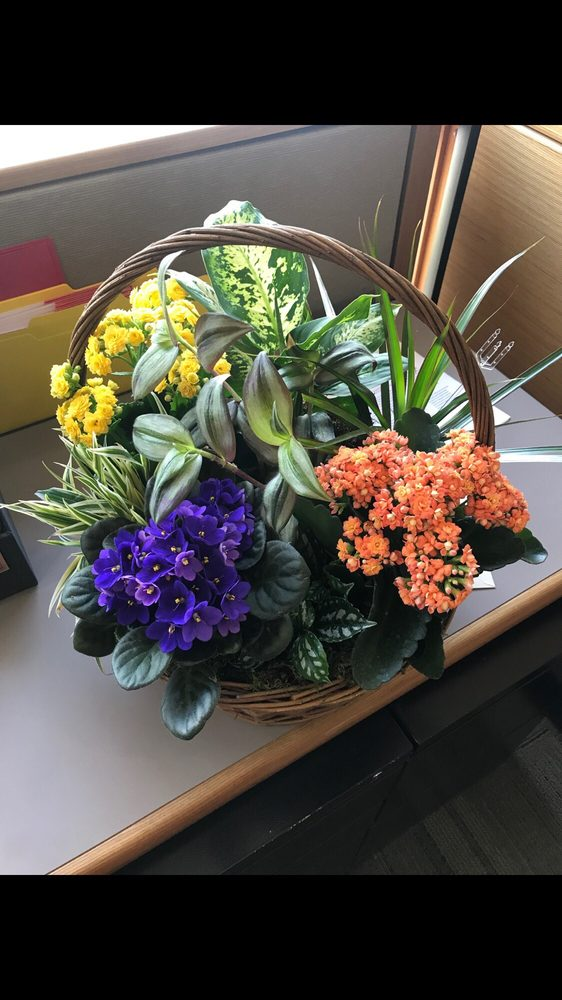 Flowers By George, Inc.: 335 N Olympic Ave, Arlington, WA
