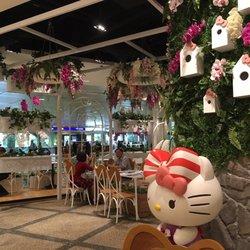 4f63b49b8 Hello Kitty Orchid Garden Café - CLOSED - 94 Photos & 12 Reviews ...