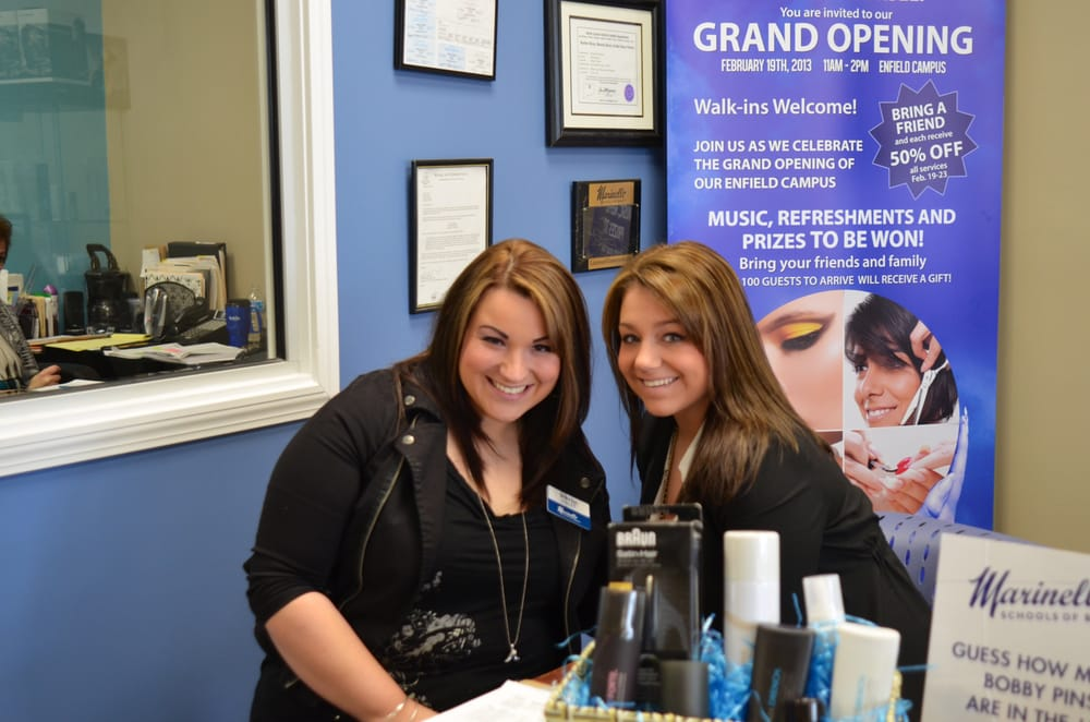 Marinello schools of beauty closed 12 photos for A salon enfield ct