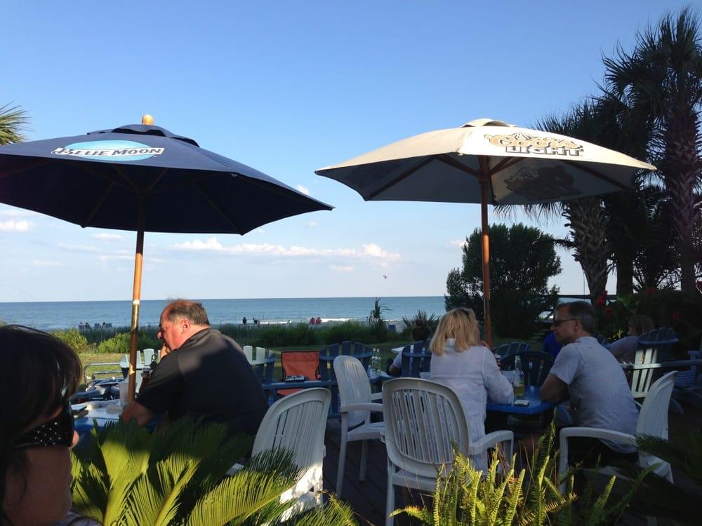 Bummz Beach Cafe Myrtle Beach Sc