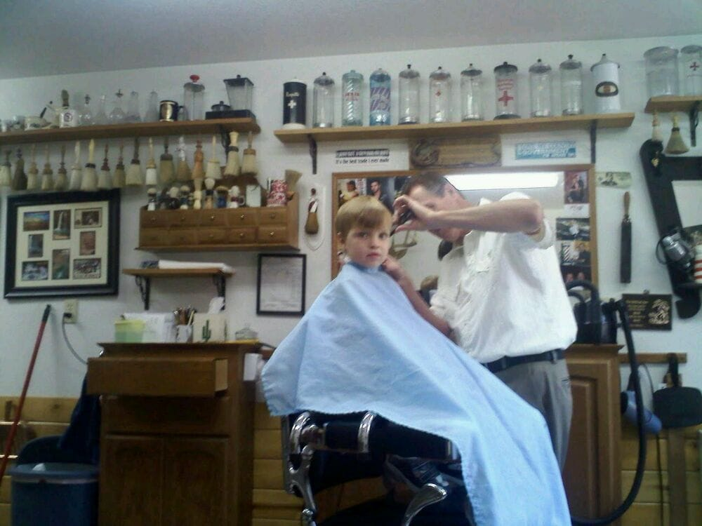 Rim Barber Shop - Barbers - 7989 W Parkinson Dr, Pine, AZ, United ...