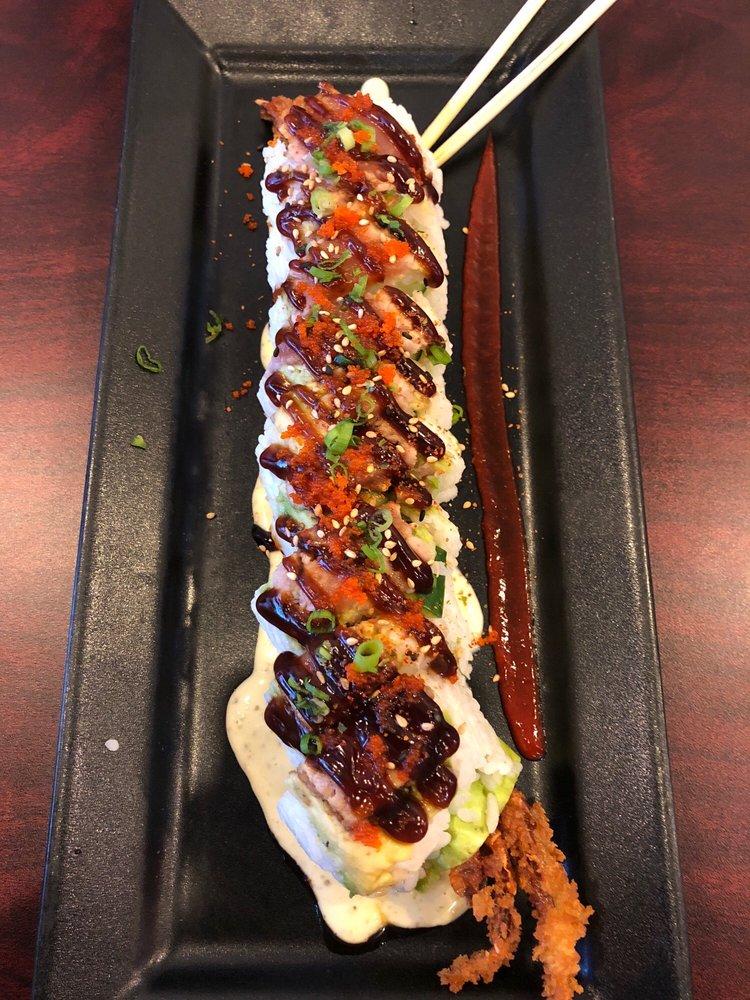 Spin Sushi: 2023 W McDermott Dr, Allen, TX